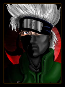 Prize: Kakashi Marvel Style by Empress-of-Time