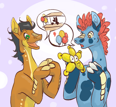 Balloons! by TwoSecondsLighter