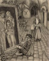 Chapter12 The Mirror of Erised by NicoPony