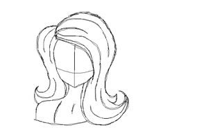 Human Base With Hair Wwwpicturessocom
