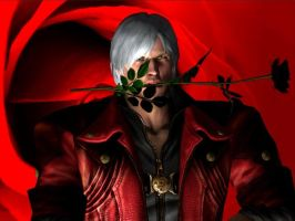 Dante (Gift) by AngShadow