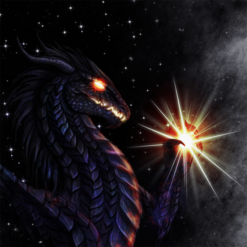 Dragon of Ages by Efirende
