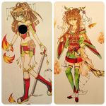 Difference of Two Years... by Lovable-Yukiko