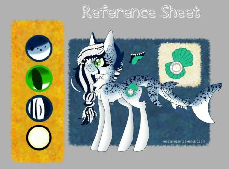 simple reference sheet *new* by Th3Stargazer