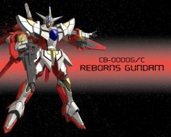 Reborns Gundam GM3 by Dizzy612