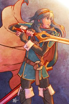 Lucina by KerriAitken