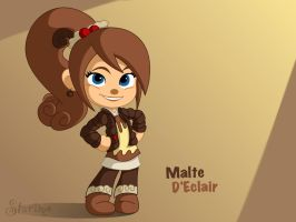 ::-Malte D'Eclair-:: by Starimo