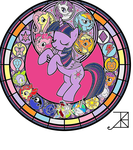 Contest Entry Friendship is Magic by YugiohPonyAvengers
