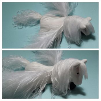 Pegasus by polymerpets