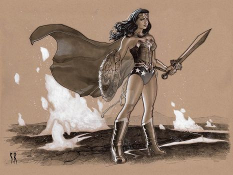 WW COMMISSION Gray Tones by StephaneRoux