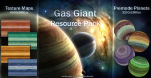 gas giant texture map - photo #31