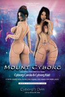 Mount Cyborg Flyer by ambient-avalancher