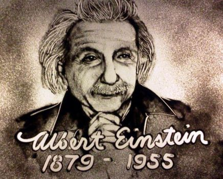 Einstein by MonicaRegalario