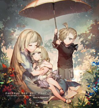 Forever For Always by kawacy