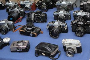 Cameras before the Bit and the Byte by geoffreypeeters