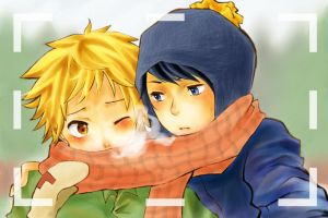 South Park: Creek Winter by milei