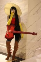 Marceline - Katsucon 2013 by galaxeys