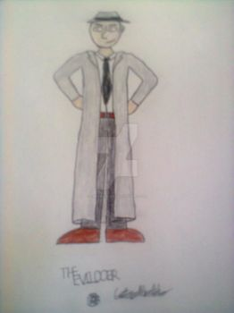 Inspector Gadget from IG-R (Colored). by THEEVILDOER