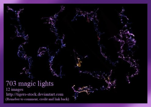 703 Magic Lights by Tigers-stock