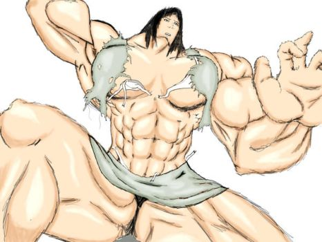 Japanese Female Muscle Final by TC2
