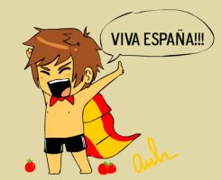 Spain by unconventionalhill