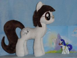 WhiteDove Is Going To Equestria With Rarity by WhiteDove-Creations