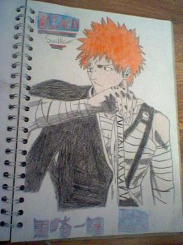 Ichigo-Soul Reaper by ppgz-and-rrbz-lover