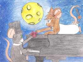 Play for me a song by TeetrinkerIon