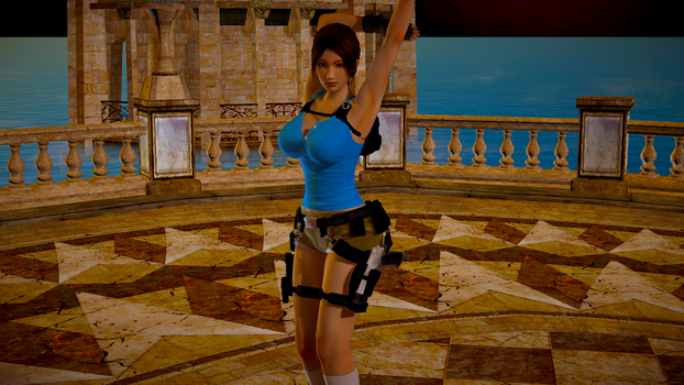 Lara Croft Classic Anniversary 13 by AllissonRR