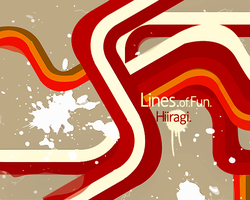 Lines of Fun by houndtooth
