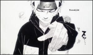 You're Uchiha Obito! by Ronstadt