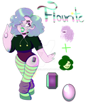Secret Santa:Flourite Fusion by Geekygirl3000