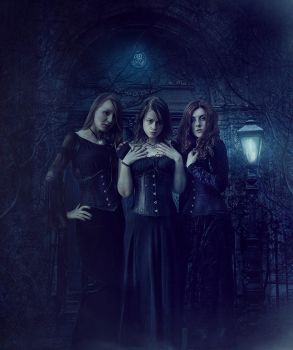 The Coven by barbranz