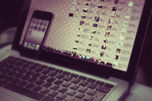 This Mac and iPhone to Rania by rvelsia1