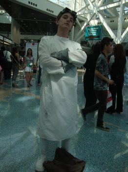 Dr. Horrible AX 2010 by Foxykio