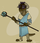 Commission: Tolk-Romer by RainSong777