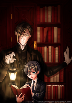 That Butler, Entry (74) by namisiaa