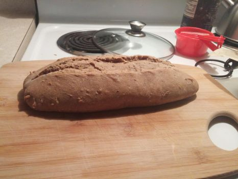 Spiced sourbread by neveza