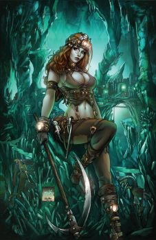 BDI, Legend of Oz: the Wicked West , M. Krome by sinhalite