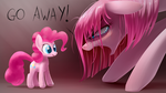 Pink Pone Problems by Underpable
