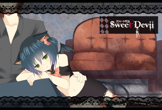 Sweet Devil + MMD by tsunyandere