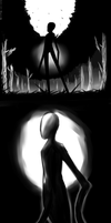 Slenderman_I told you NOT to look at him. by Chivi-chivik