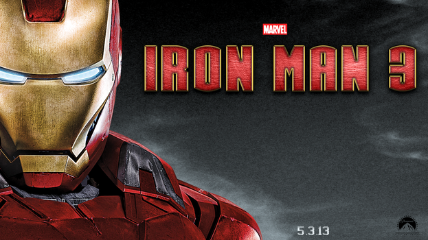 Iron Man 3 fanmade poster by chronoxiong