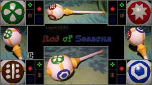 Zelda - Rod of Seasons by Riomy