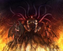 Demon Lord by Forge-T