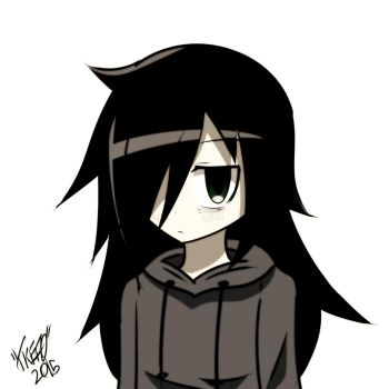 Tomoko by Tkeio
