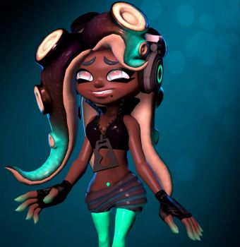 Splatoon 2] Marina by KameronThe1