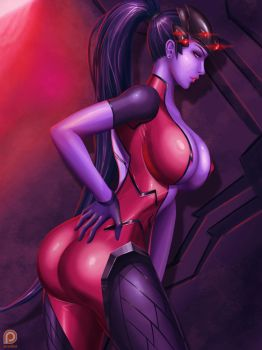 Widowmaker by svoidist