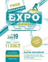 Education expo by Shaket