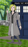 The 13th Doctor by jay042
